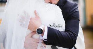 صورة صورة عروسة وعريس , يافرحتهم الجميلة وضحكتهم