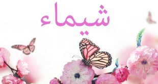 صورة اسم شيماء بالصور , شيماء زينة البنات