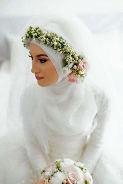 صورة صور بنات كيوت محجبات , اجمل اشكال الورود علي الحجاب