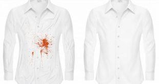 صورة ازاله بقع الدم من الملابس , الحصول علي ملابس نظيفه بأقل تكلفه