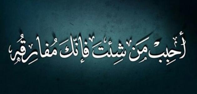 صورة اجمل الكلمات ستقرأها لاول مرة , كلام في الحب والفراق 3231