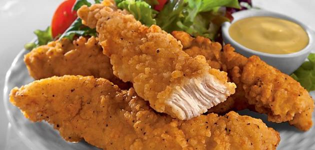 صورة اروع طريقه لعمل الدجاج ما هى , طريقة عمل صدور الدجاج المقلية 3286 1