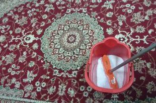 صورة من اهم الحاجات فى تنضيف الشقه , كيفية غسيل السجاد