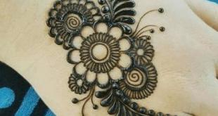 صورة اجمل الرسومات ادخلى وشوفى , نقش هندي ناعم