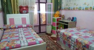 ترتيب غرفة الاطفال